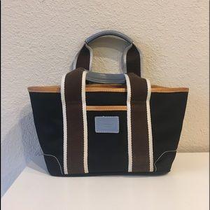 Coach Nylon Mini Tote Bag